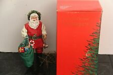 Possible Dreams Clothtique Kris Kringle Ornament EXCELLENT CONDITION
