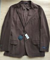 Brooks Brothers men's blazer size 42R - Regent Fit, cotton& cashmere, Italy Made
