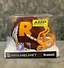 Washington Redskins Riddell Amp Alternate NFL Mini Helmet (Brand New)!!!