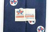 VTG 90's Canada lovers COMMONWEALTH GAMES  TIE - EDMONTON, CANADA, 1978