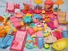 Littlest Pet Shop Lps Lot A Day At Beach Accessories 15 Random Pieces Jet Ski