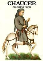 Chaucer Coloring Book by Bellerophon Books (English) Paperback Book w/ record