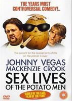 Sex Lives Of The Potato Men Johnny Vegas, Mackenzie Crook, Carol UK REGION 2 DVD