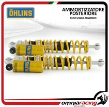 Ohlins par ajustable post shocks absorber STX36 Scooter para Honda PCX125/150