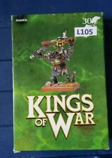 Mantic KIngs of War Orc Ax Horde x30 NIB