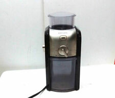Krups Adjustable Stainless Conical Burr Espresso Cappuccino Coffee Grinder Mill