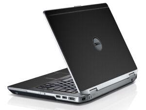 LidStyles Carbon Fiber Laptop Skin Protector Decal Dell Latitude E6230