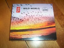 WILD WORLD WILDLIFE SOUNDS FROM AROUND THE WORLD British Library 2 CD SET NEW