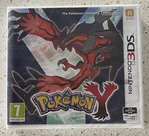 Pokemon Y - (Nintendo 3DS) PAL