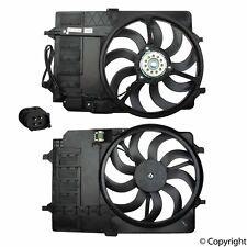 Engine Cooling Fan Assembly fits 2004-2006 Mini Cooper  NISSENS