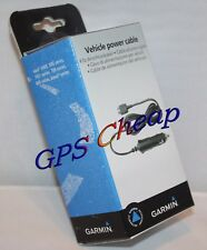 Genuine Authentic Garmin Power Cable/Cord for Nuvi 7 700 or 705 series GPS NIB