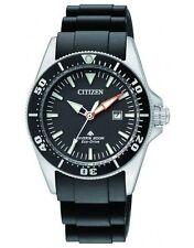 Citizen Armbanduhren aus Kunststoff