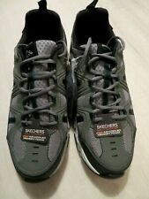NEW SKECHERS OUTDOOR RELAXED FIT AIR COOLED MEMORY FOAM SHOES #51885 -10.5 D -