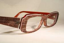 New LAFONT 'VAMP' Exotic Wild Unique Plastic Optical Eyeglasses Frames X-Large