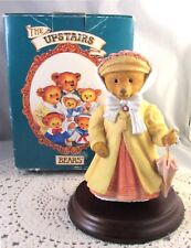 Dept 56 Figurine Mrs. Henrietta Bosworth Socialite Upstairs Downstairs Bear