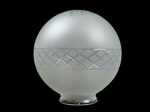 Ricambio lampadario vetro Lamp Globo/Sfera/Boccia/Replacement Glass H 19 Cm