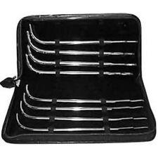Van Buren Urethral Dilators Sounds, 8 Pcs High-Quality Urethral Sounding Set