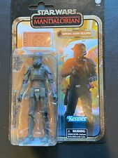 "Star Wars Black Series 6"" Credit Collection Death Trooper Mandalorian-NEW/MIB"