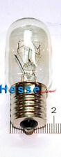 Mikrowellen Garraum-Lampe E17 15Watt 240Volt Backofenlampe