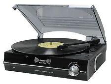 Steepletone Headphone Jack Home Record Players & Turntables
