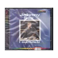 Johnny Sax CD I Successi / BMG Ricordi Orizzonte Sigillato 0743213563022