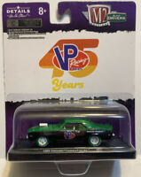 M2 MACHINES 1/64 1969 CHEVROLET CAMARO SS RS VP RACING FUELS  CHASE 1 OF 750