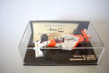 1:43 McLaren Ford MP4/8 M. Andretti 1993 Hockenheim GP GÖDE MINICHAMPS OVP