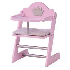 Roba Kids Puppenhochstuhl mit Sitzkissen Prinzessin Sophie  NEU
