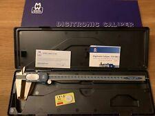 "Moore and Wright MW110-30DBL 300mm  / 12"" digitronic digital vernier caliper."