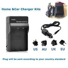 Battery Charger CGA-S005E Panasonic Lumix DMC-FX12 DMC-FX50 DMC-FX100 DMC-FX150