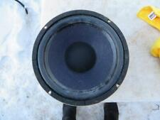 """RTR 2405 10"""" Woofer Fulton Model J Crown ES Butyl Surround Alnico New And Used."""