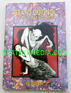 Grand Guignol,THEATER,TATTOO-COMIC BOOK-Illustration,Freaks,Horror-film noir,tv