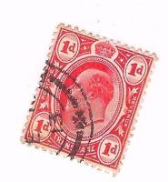 TRANSVAAL stamp.