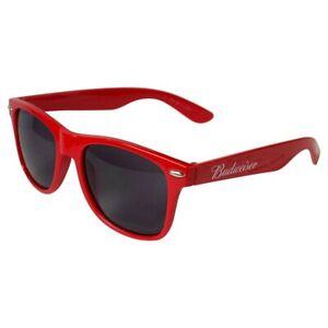 Retro Red Official Budweiser Sunglasses Free P&P