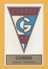 SCUDETTO CALCIATORI PANINI 1971/72-RECUPERO - COPPE - N.117 GORNIK