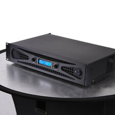 2 Channel 2100W Professional Power Amplifier With Display Amp Tulun play Dip600