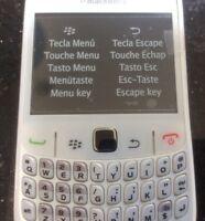 NEW BLACKBERRY Curve 8520 (Unlocked) Smartphone  WHITE
