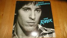 "Bruce Springsteen ""The River"" - 1980 Double Vinyl Lp"