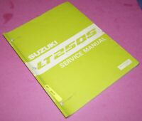 1990 Suzuki LT250S Factory Service Shop Manual 99500-42101-01E