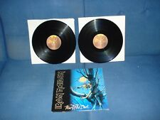 IRON MAIDEN- FEAR OF THE DARK DOBLE LP   MADE IN SPAIN 1992