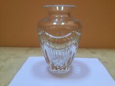 "Waterford Crystal 6"" Pompeii Flower Vase - Excellent"