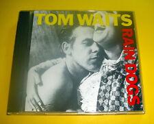 "CD "" TOM WAITS - RAIN DOGS"" 19 SONGS (SINGAPORE)"