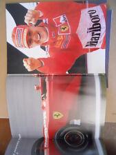 Poster Pieghevole Schumacher Ferrari 2000   [G593B]