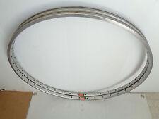 mavic module E 2 ARGENT rare clincher rims  36 hole jantes a pneus  road bike