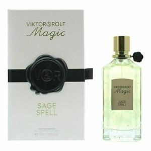 VIKTOR & ROLF Magic Sage Spell Eau De Parfum Spray 2.5 oz -75 ml NIB Sealed Rare