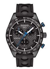Tissot Men's PRS 516 Chronograph Black Rubber Watch T100.417.37.201.00 NEW!!
