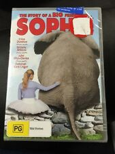 D.V.D MOVIE SOPHIE  THE STORY OF A BIG FRIENDSHIP Brand New & Sealed