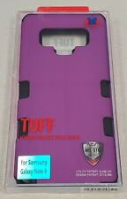 Samsung Galaxy Note9 Purple/Black TUFF Hybrid Protector Cover - #16G