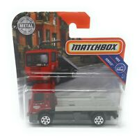 Matchbox MBX Superfast 2019 No 95 MBX Flatbed King red grey short blister card