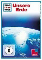 WAS IST WAS TV: Unsere Erde | DVD | Zustand gut